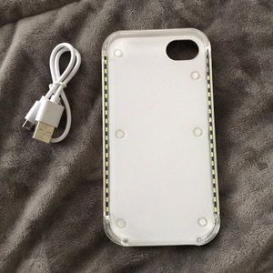 Accessories - iPhone 7 Light Up Phone Case